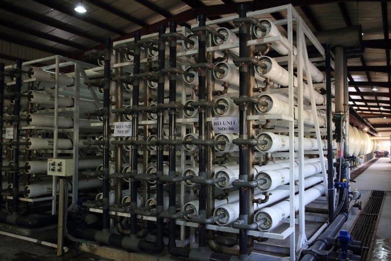 Water Treatment Plant-CEPZ
